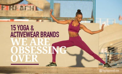 yoga and activewear brands we are obsessing over
