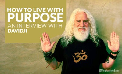 Interview with Davidji