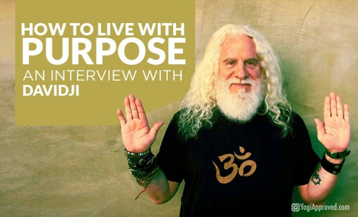 How to Live with Purpose: An Interview with Meditation Master Davidji