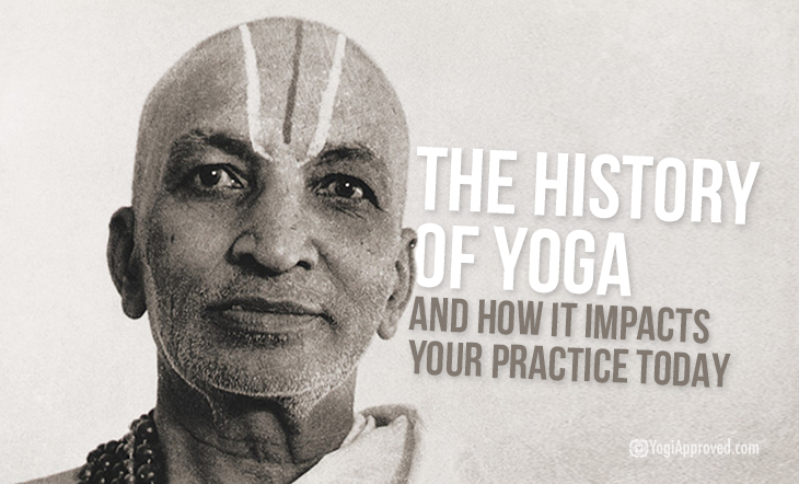 The History Of Yoga And Why Your Yoga Origins Matter