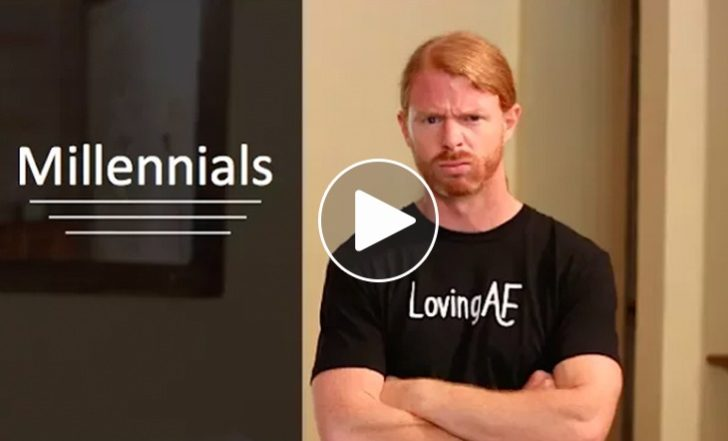 JP Sears Bashes Millennials in This Funny-Because-It's-True Video