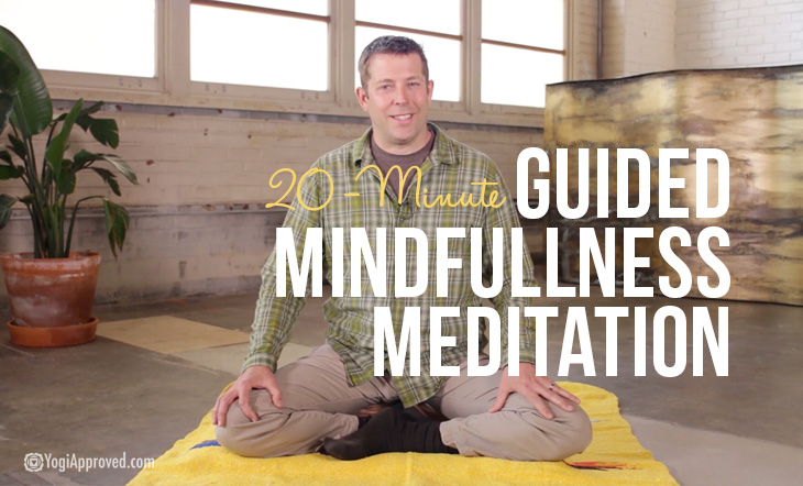 Guided Mindfulness Meditation for Presence, Peace and Clarity (Free Video)