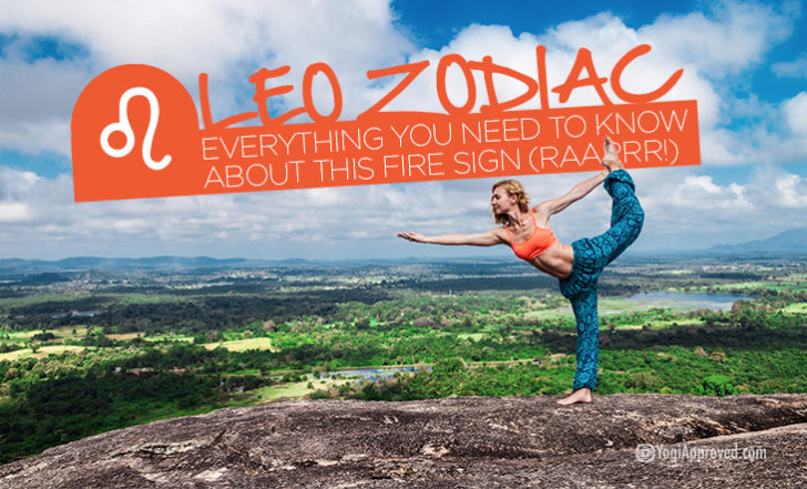 Leo Zodiac: Everything You Need to Know About This Fire Sign (Raarrr!)