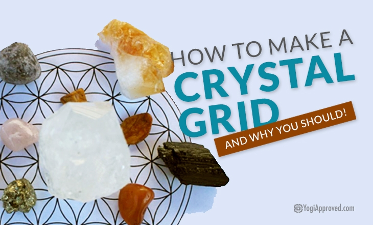 How to Make a Crystal Grid and Why You Should!