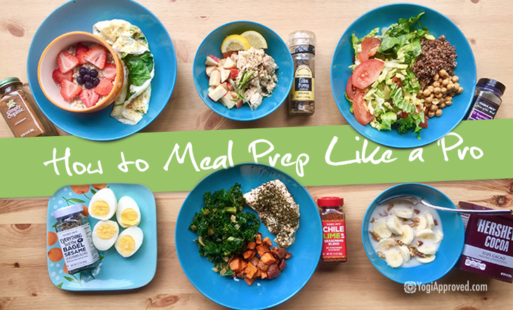 How to Meal Prep Like a Pro – Here's Everything You Need to Know