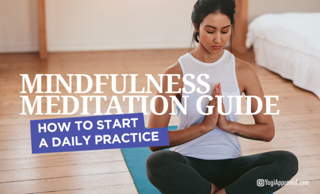 Mindfulness Meditation Guide