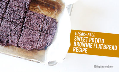 sweet potato brownie recipe featured