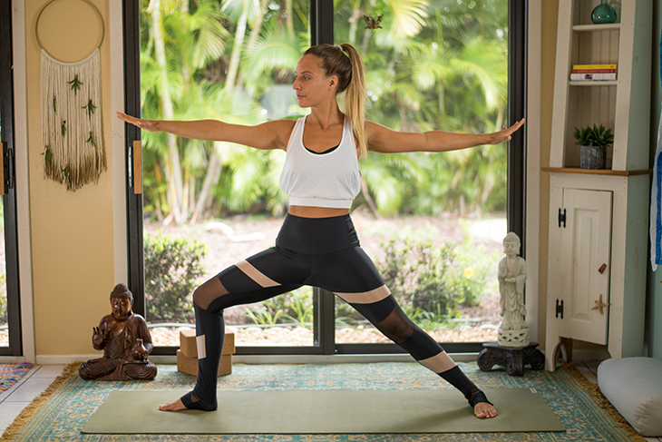 yoga for knee pain sequence-13