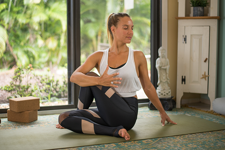 yoga for knee pain sequence-14