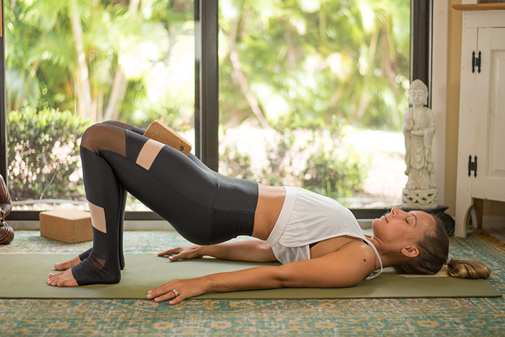yoga for knee pain sequence-7