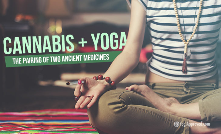 A Yoga Teacher Shares Her Experience Teaching Marijuana Infused Yoga