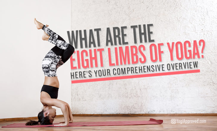 What Are the Eight Limbs of Yoga? Here's Your Comprehensive Overview