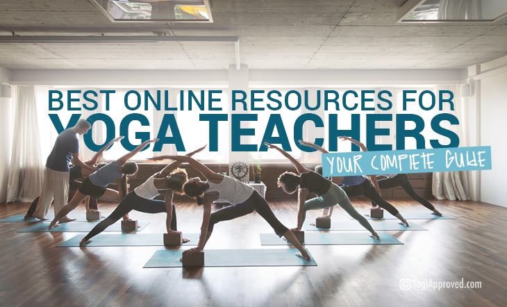 Best Online Resources for Yoga Teachers – Your Complete Guide