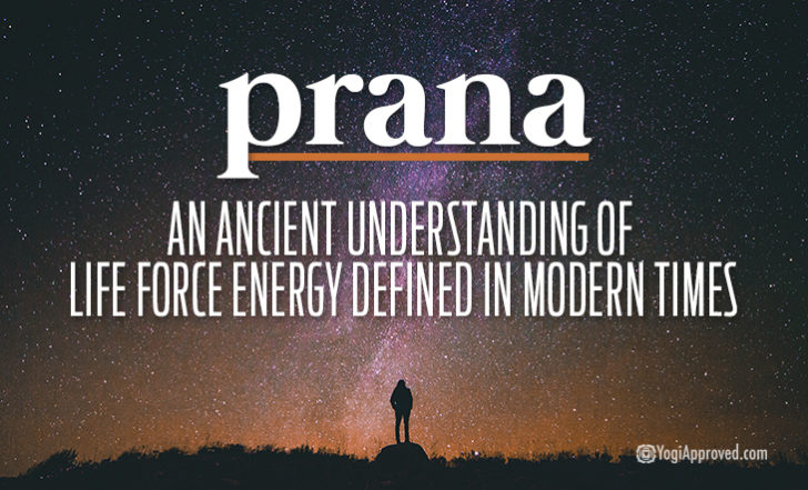 Prana: Demystifying Life Force Energy