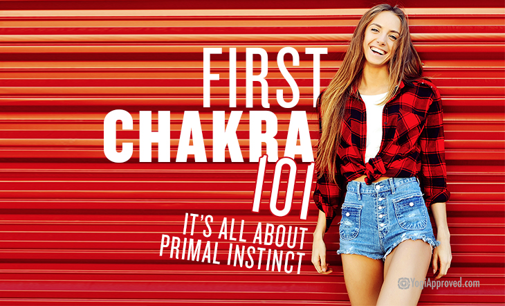 Root Chakra: Here's Everything You Need to Know About Your First Chakra