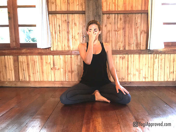 30-Minute Yoga Sequence For Stress Management | YogiApproved com