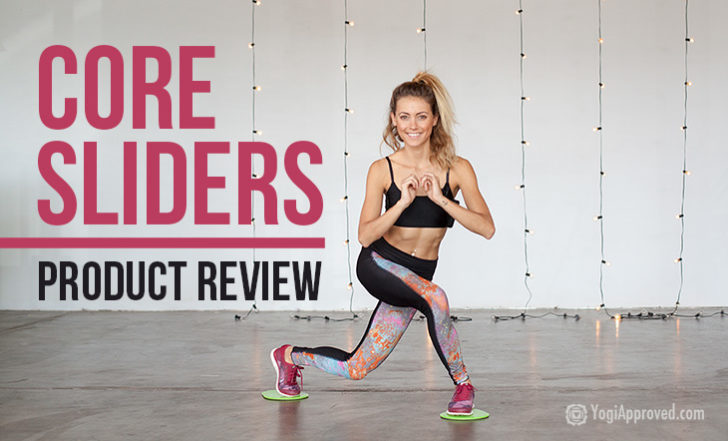 We Just Fell In Love With These Core Sliders by Epitomie Fitness – Here's Why