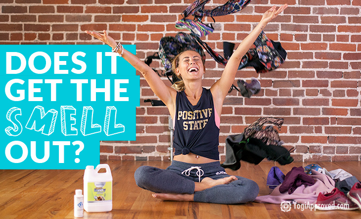 This Detergent Claims to Take the Smell Out of Your Yoga Clothes – Does it Work?