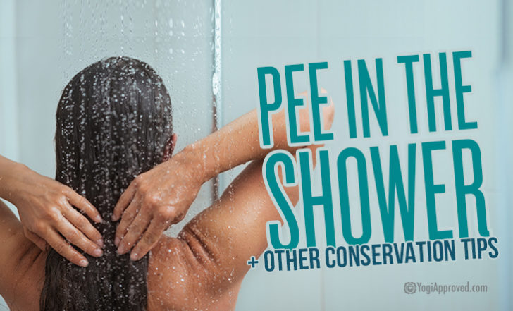 Pee in the Shower (And Learn Other Fun Conservation Methods to Help Save the Planet)