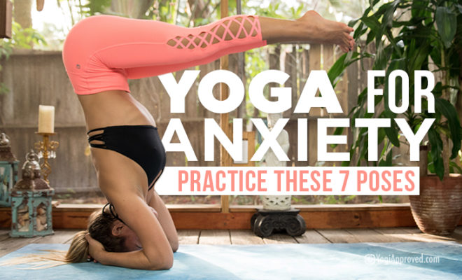Yoga For Anxietyd
