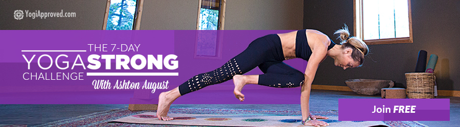 Yoga Strong Banner 900x250 Yogiapproved