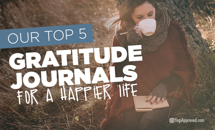 Here Are Our Top 5 Gratitude Journal Recommendations For a Happier Life