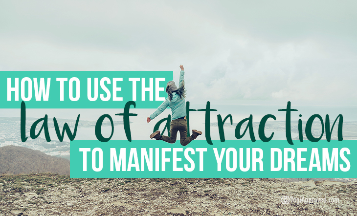 law of gravity manifestation techniques