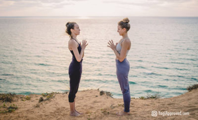 ripple yoga wear organic cotton