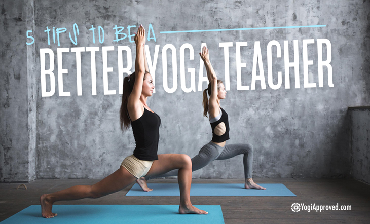 5 Surefire Ways to Become a More Successful Yoga Teacher