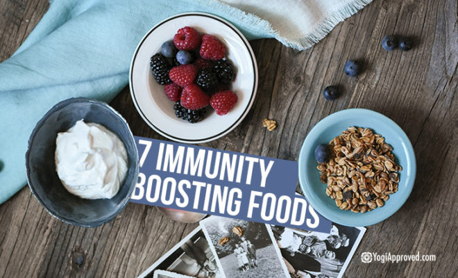 Boost Your Immunityd