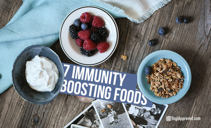 These 7 Foods Naturally Boost Your Immunity – Are You Eating Them Enough?