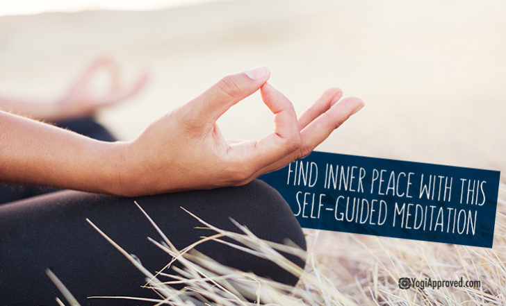 In Search of Inner Peace? Try This Self-Guided Meditation Tutorial