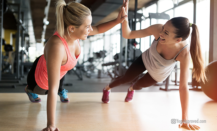 5 Hacks to Actually Make Yourself Get to the Gym (You Can Do This!)