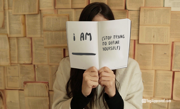 I AM (Fill in the Blank) –  Stop Trying to Define Yourself By the Roles You Take On