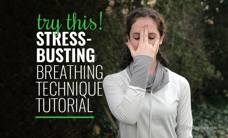 This Breathing Technique is a Life Hack for Stress Relief (Tutorial)
