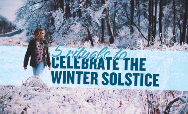 Celebrate the Winter Solstice With These 5 Rituals to Help You Transition Seasons