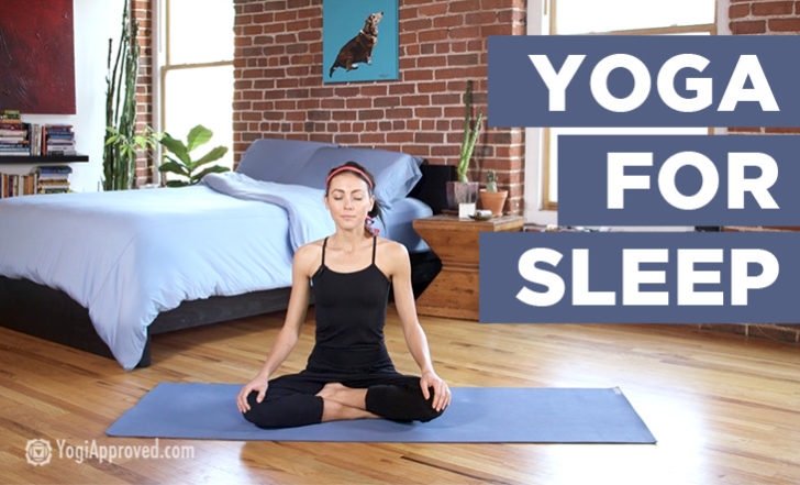 Practice This 30-Minute Bedtime Yoga Sequence For Better Sleep (Free Class)