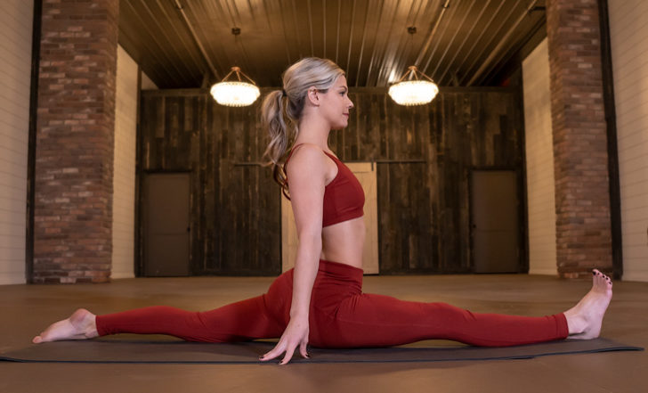 Practice These 9 Yoga Poses to Help You Get Into Full Splits