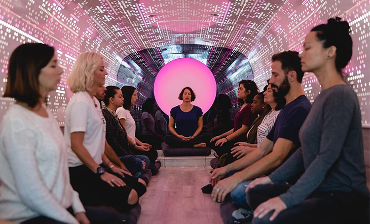 This Meditation Studio On Wheels Is Taking Mindfulness to the Next Level