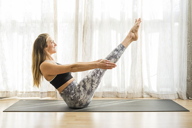 Practice These 5 Yoga Poses For Core Strength Yogiapproved