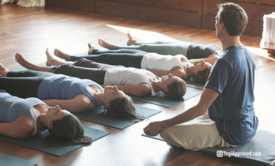 how to teach savasana-featured