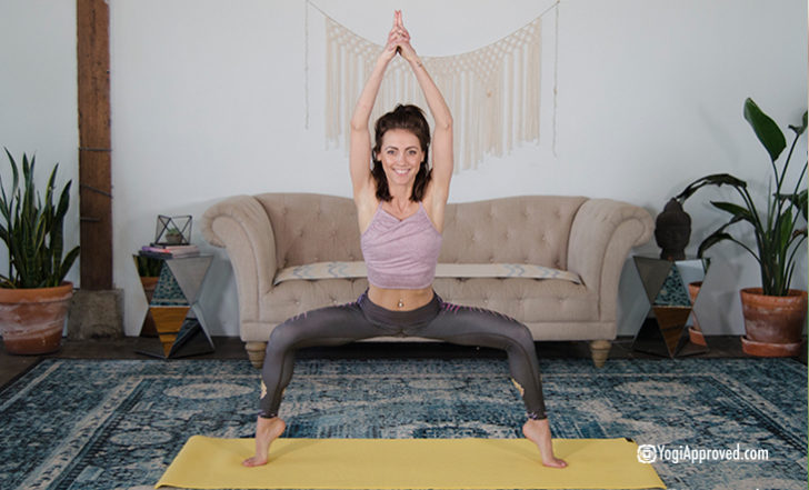 10 Yoga Poses to Awaken Your Inner Goddess and Harness Your Feminine Energy