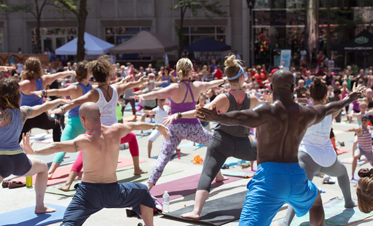 10 Yoga Festivals in the Midwest You Don't Want to Miss This Summer