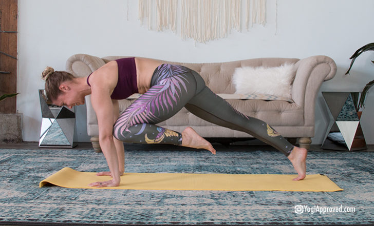 Here Are 5 Ways to Turn Your Yoga Sesh Into a Cardio Workout
