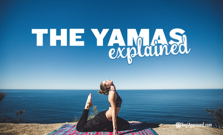Ready to Deepen Your Yoga Practice? Here's What You Need to Know About the Yamas