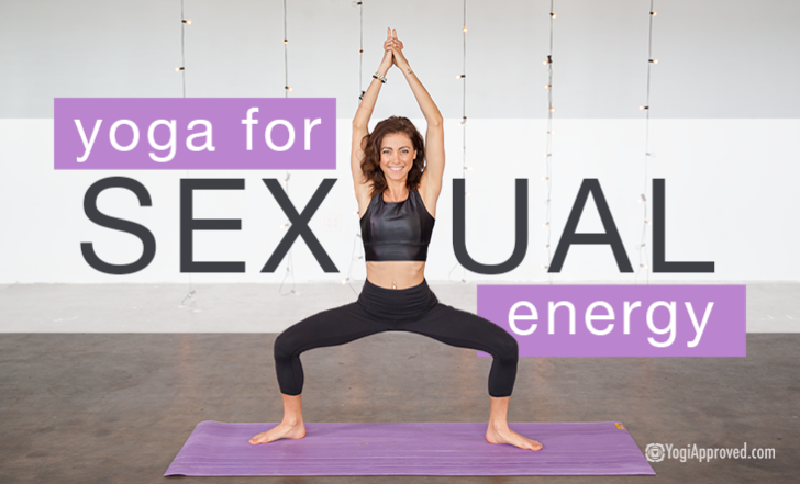 30-Minute Yoga Sequence to Activate Your Sexual Energy (Free Class)