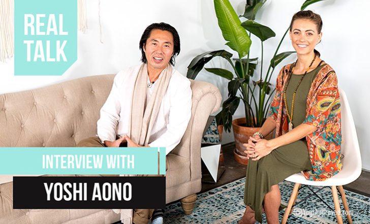 Real Talk – An Interview With Hanuman Festival Founder Yoshi Aono (Video)