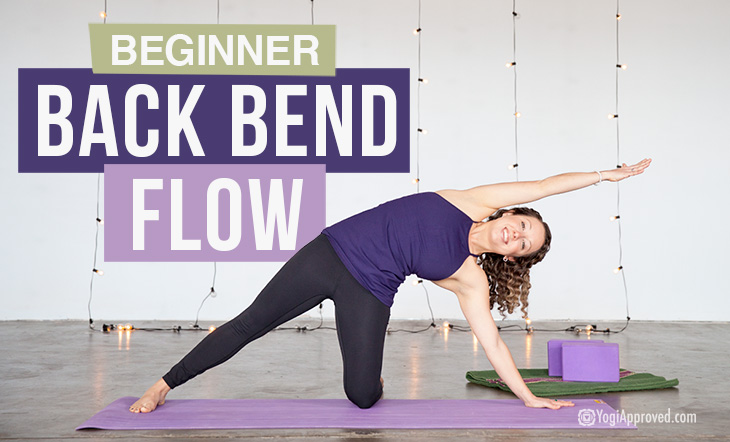 Backbends For Beginners 20-Minute Yoga Flow (Free Class)