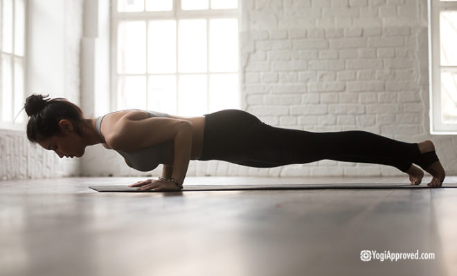 8 Benefits Of Practicing Plank Pose Daily