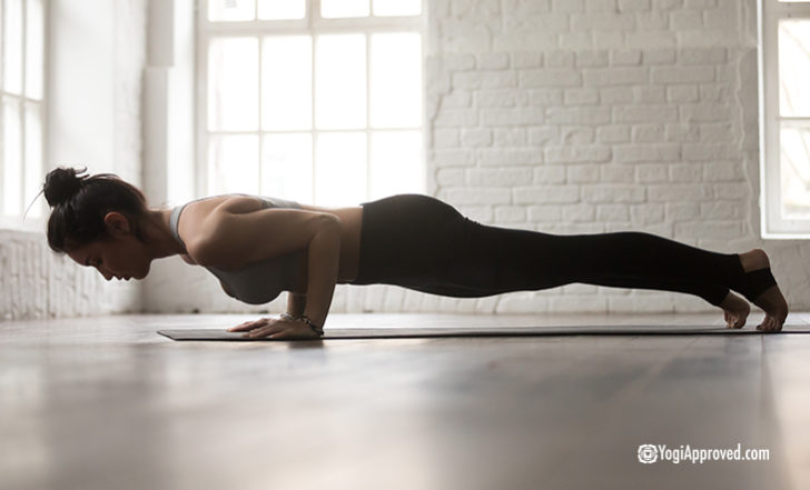 5 Tips to Practice Chaturanga Correctly